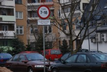 Zamieszanie z parkowaniem