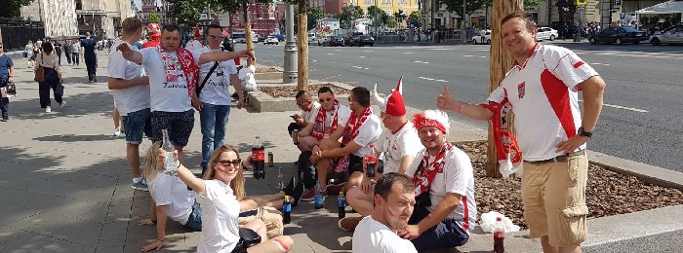 Polska - Senegal 1:2. W Moskwie jak u siebie, ale lepiej musi być w Kazaniu [zdjęcia, wyniki sondy]