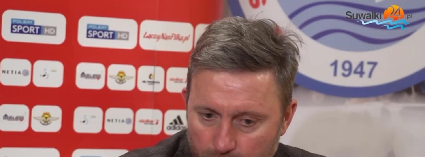 Jerzy Brzęczek trenerem reprezentacji Polski. Półtora roku temu prowadził drużynę w Suwałkach