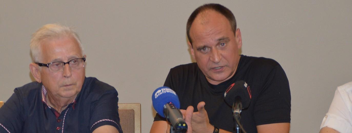 Jerzy Ząbkiewicz będzie kandydatem na prezydenta Suwałk. Paweł Kukiz z turystyczną wizytą [zdjęcia]