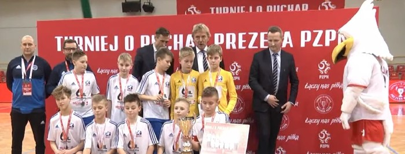AP Wigry Suwałki drugie w Turnieju o Puchar Prezesa PZPN! [zdjęcia]