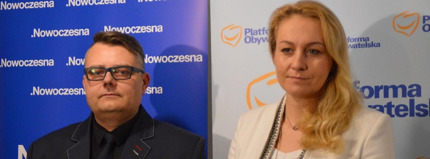 Platforma i Nowoczesna razem do wyborów także w Suwałkach. Anna Naszkiewicz ponownie do sejmiku