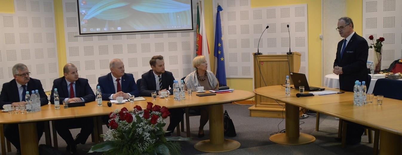 Posłowie oraz wiceminister inwestycji i rozwoju dowiedzieli się, na czym Suwałkom zależy
