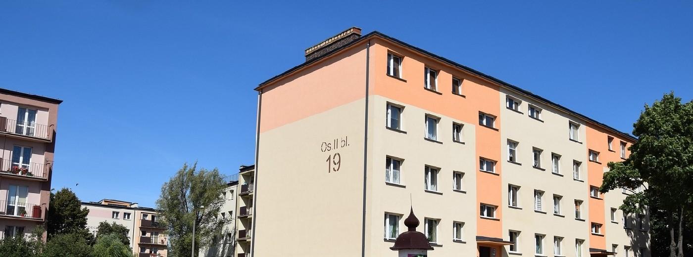 Cena metra kwadratowego wynosi 2,8 - 3,2 tys. zł. Mieszkanie z ulgą najemca kupi za 70-80 tys. zł