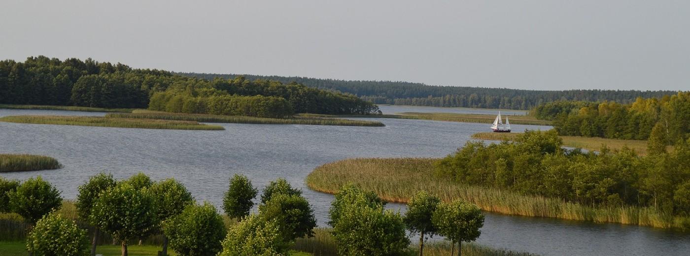 Zamknięte lasy, Wigierski Park Narodowy i Suwalski Park Krajobrazowy