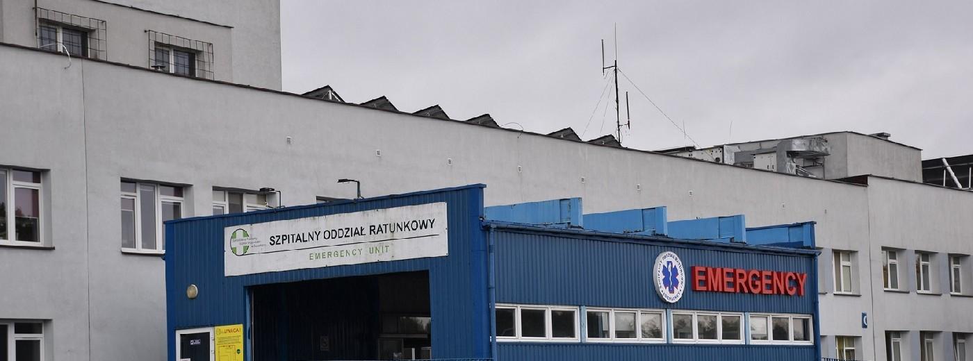 Szpital Wojewódzki w Suwałkach. Będzie punkt szczepień mieszkańców, 210 dawek tygodniowo