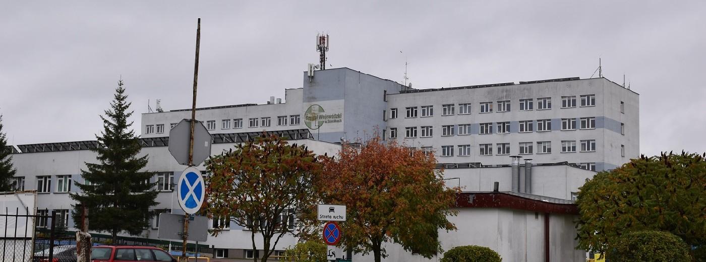 Gorący tydzień w szpitalu. Prezydent Suwałk pozbawiony danych o pandemii