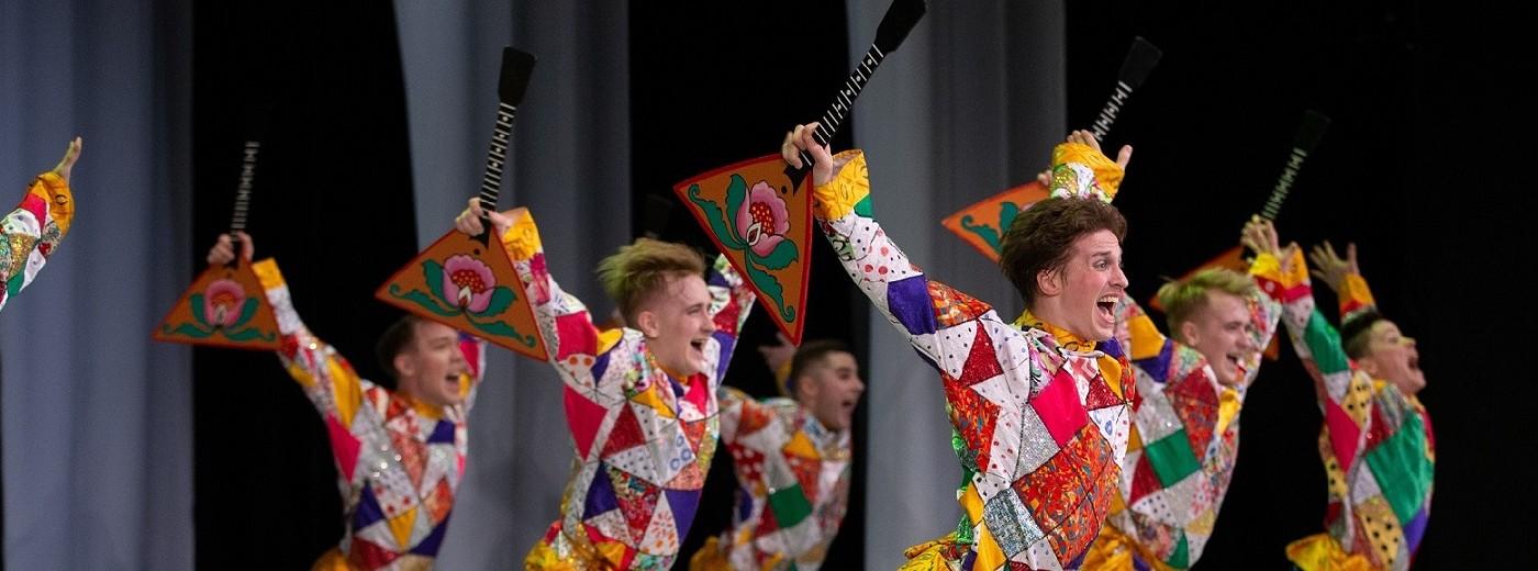 Russian National Ballet of Siberia  - Krasnojarsk. Coś pięknego [zdjęcia]