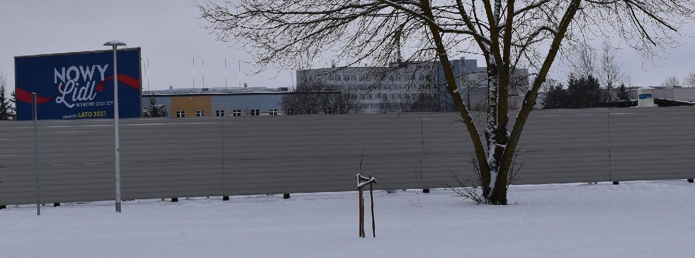 Ruszyła budowa sklepu Lidl w Suwałkach. Centrum handlowe przy Reja już za pół roku