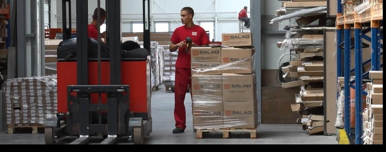 Salag zwiększa zatrudnienie i produkcję. O dotację jeszcze powalczy [wideo]